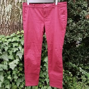 Kut from the Cloth Maroon Pants. 8P